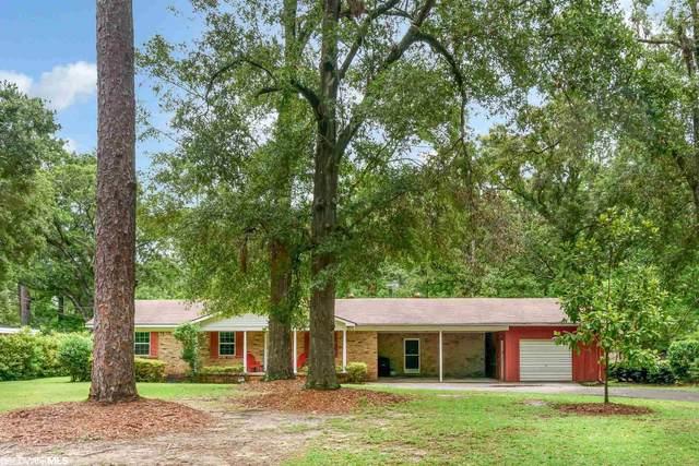 3063 Bryant Road, Mobile, AL 36605 (MLS #316104) :: Dodson Real Estate Group