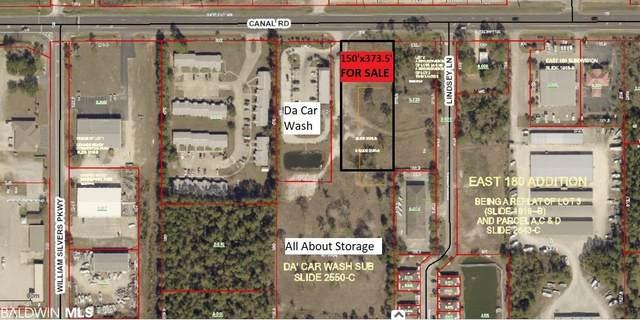 0 Canal Road, Orange Beach, AL 36561 (MLS #316110) :: Dodson Real Estate Group