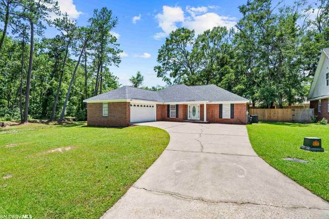 6635 Mighty Oaks Drive, Gulf Shores, AL 36542 (MLS #316129) :: Dodson Real Estate Group