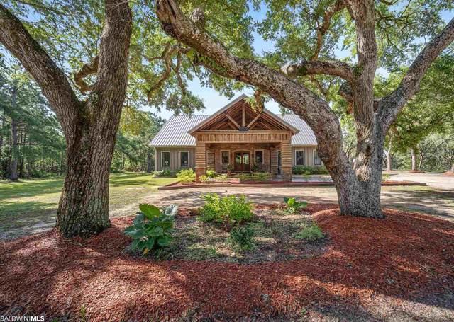 11590 W Bay Road, Foley, AL 36535 (MLS #316135) :: Dodson Real Estate Group