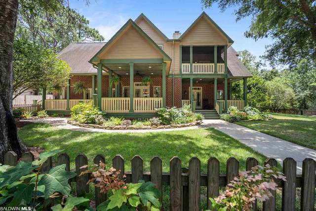 58 Fairwood Blvd, Fairhope, AL 36532 (MLS #316154) :: Gulf Coast Experts Real Estate Team