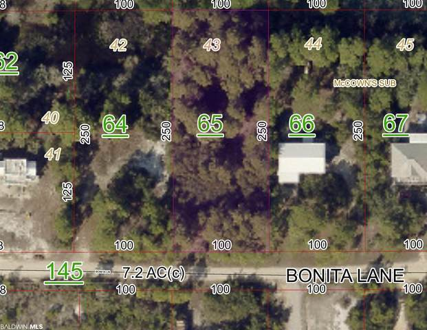0 Bonita Lane, Gulf Shores, AL 36542 (MLS #316164) :: Bellator Real Estate and Development