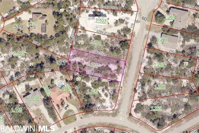 0 Club Court, Orange Beach, AL 36561 (MLS #316255) :: Crye-Leike Gulf Coast Real Estate & Vacation Rentals