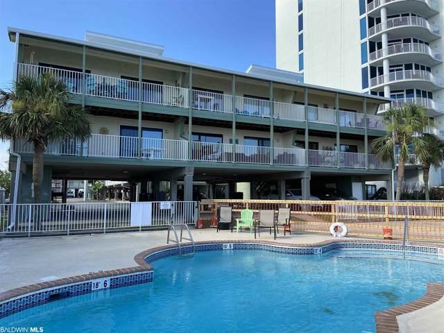 1904 W Beach Blvd #303, Gulf Shores, AL 36542 (MLS #316273) :: EXIT Realty Gulf Shores