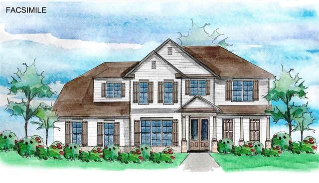 206 Hemlock Drive Lot 37, Fairhope, AL 36532 (MLS #316292) :: Crye-Leike Gulf Coast Real Estate & Vacation Rentals