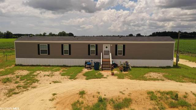3055 Cowpen Creek Road, Atmore, AL 36502 (MLS #316303) :: Bellator Real Estate and Development