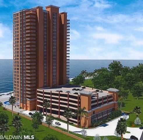 801 W Beach Blvd #2001, Gulf Shores, AL 36542 (MLS #316313) :: Elite Real Estate Solutions