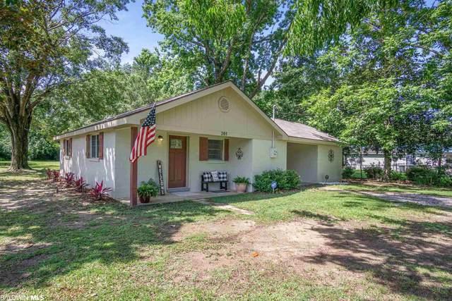 205 W Almyra Street, Bay Minette, AL 36507 (MLS #316318) :: EXIT Realty Gulf Shores