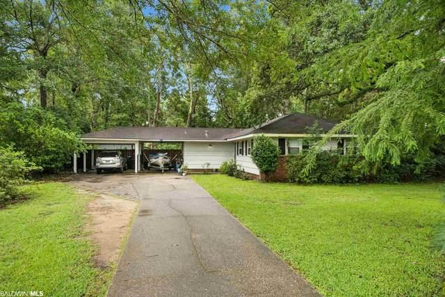 2571 E Daniels Rd, Mobile, AL 36605 (MLS #316351) :: Dodson Real Estate Group