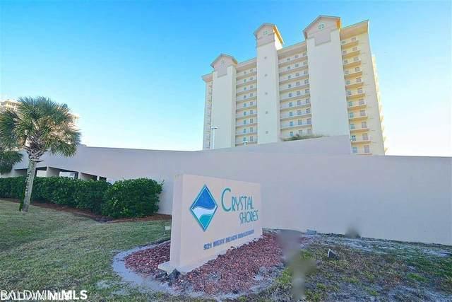 921 W Beach Blvd #704, Gulf Shores, AL 36542 (MLS #316399) :: Levin Rinke Realty