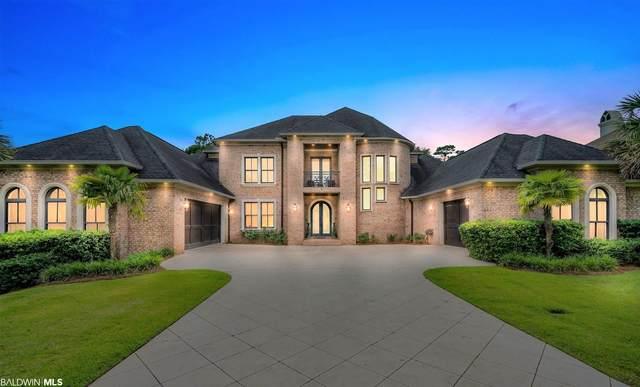 135 Augusta Court, Fairhope, AL 36532 (MLS #316458) :: RE/MAX Signature Properties