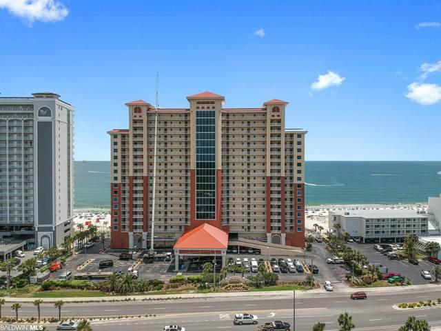 365 E Beach Blvd #504, Gulf Shores, AL 36542 (MLS #316523) :: Mobile Bay Realty
