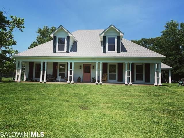 21625 First Street, Silverhill, AL 36576 (MLS #316527) :: Elite Real Estate Solutions