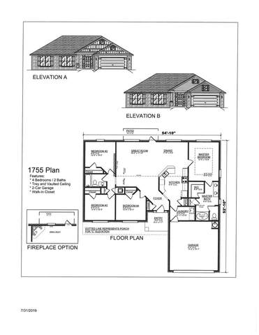 13388 Sanctuary Dr, Foley, AL 36535 (MLS #316575) :: EXIT Realty Gulf Shores