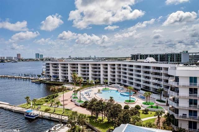 27800 Canal Road #406, Orange Beach, AL 36561 (MLS #316624) :: Elite Real Estate Solutions