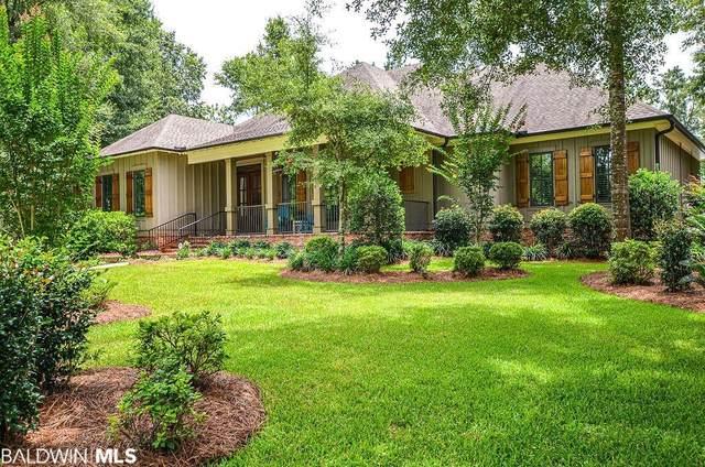 554 Falling Water Blvd, Fairhope, AL 36532 (MLS #316628) :: Elite Real Estate Solutions