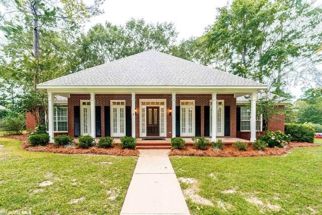 8825 Pine Run, Spanish Fort, AL 36527 (MLS #316672) :: Elite Real Estate Solutions