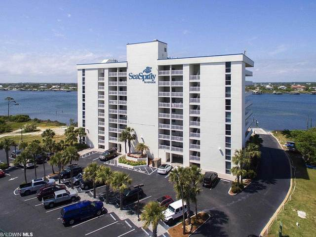 16284 Perdido Key Dr #115, Pensacola, FL 32507 (MLS #316749) :: Bellator Real Estate and Development