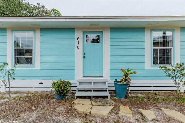 610 Gulf Way Dr, Gulf Shores, AL 36542 (MLS #316779) :: Coldwell Banker Coastal Realty