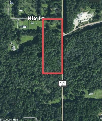 9970 Nix Lane, Fairhope, AL 36532 (MLS #316781) :: Coldwell Banker Coastal Realty