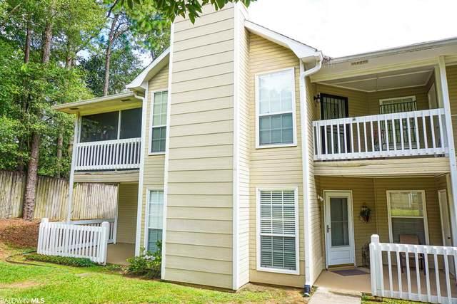 5608 Cottage Hill Rd #223, Mobile, AL 36609 (MLS #316810) :: Bellator Real Estate and Development