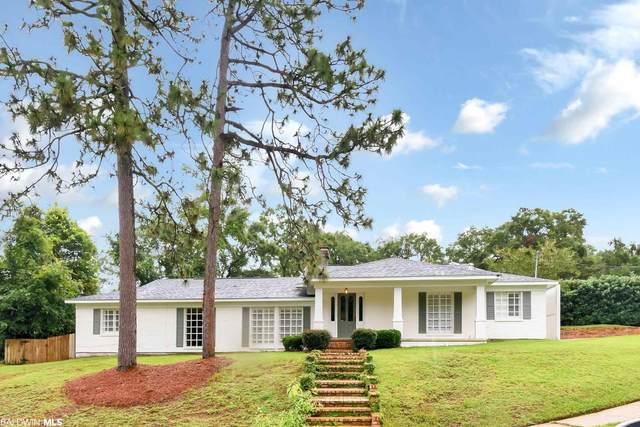 450 W Ridgelawn Drive, Mobile, AL 36608 (MLS #316816) :: Crye-Leike Gulf Coast Real Estate & Vacation Rentals