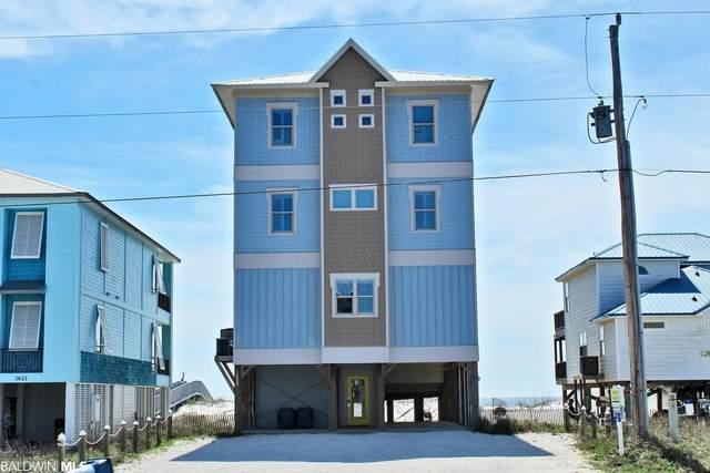 1629 W Beach Blvd, Gulf Shores, AL 36542 (MLS #316821) :: Coldwell Banker Coastal Realty