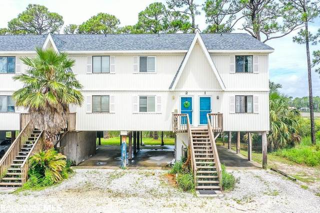 108 W 8th Avenue #1, Gulf Shores, AL 36542 (MLS #316829) :: Bellator Real Estate and Development