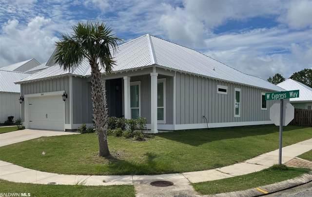 23841 W Cypress Way, Orange Beach, AL 36561 (MLS #316834) :: RE/MAX Signature Properties