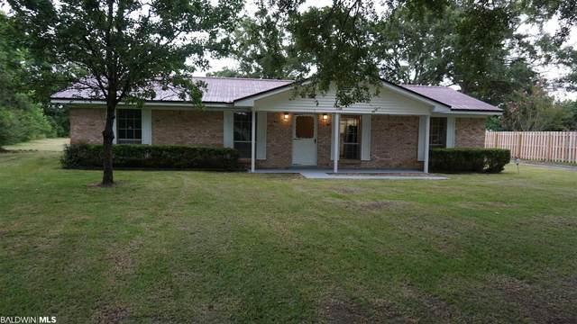 11119 Lakeside Circle, Grand Bay, AL 36541 (MLS #316888) :: Crye-Leike Gulf Coast Real Estate & Vacation Rentals