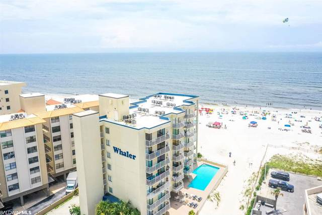 505 E Beach Blvd 7A, Gulf Shores, AL 36542 (MLS #316903) :: Crye-Leike Gulf Coast Real Estate & Vacation Rentals
