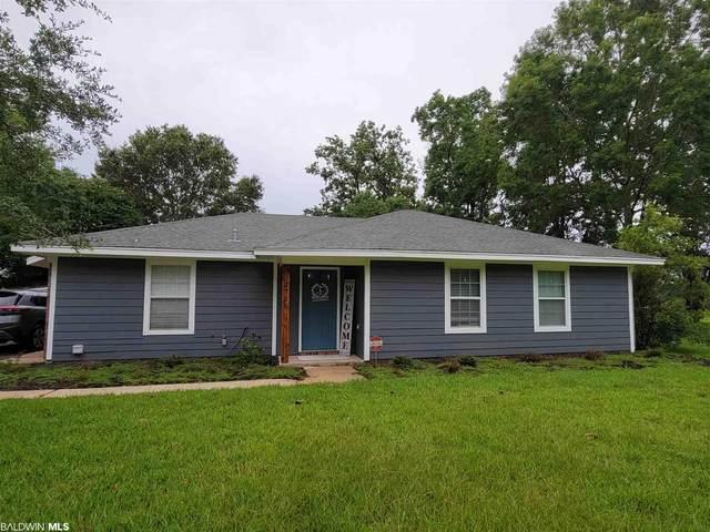 2756 Meadowview Drive, Mobile, AL 36695 (MLS #316914) :: Coldwell Banker Coastal Realty