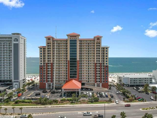 365 E Beach Blvd #1506, Gulf Shores, AL 36542 (MLS #316924) :: Mobile Bay Realty