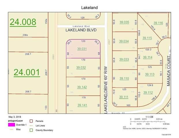 0 Lakeland Drive, Loxley, AL 36551 (MLS #317077) :: Sold Sisters - Alabama Gulf Coast Properties