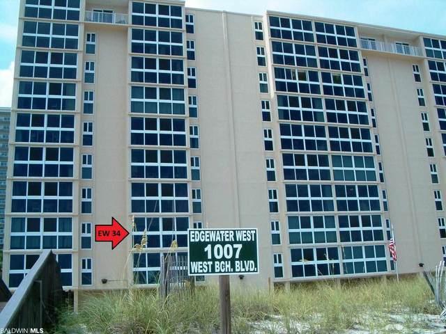 1007 W Beach Blvd #34, Gulf Shores, AL 36542 (MLS #317149) :: Mobile Bay Realty