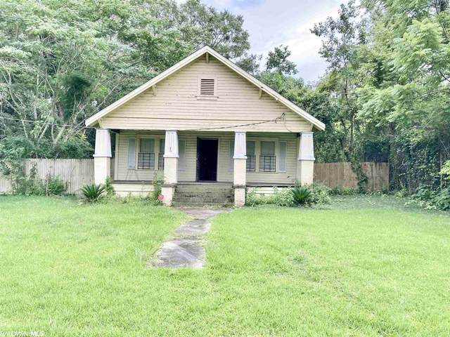 320 N Gould St, Whistler, AL 36612 (MLS #317172) :: Crye-Leike Gulf Coast Real Estate & Vacation Rentals