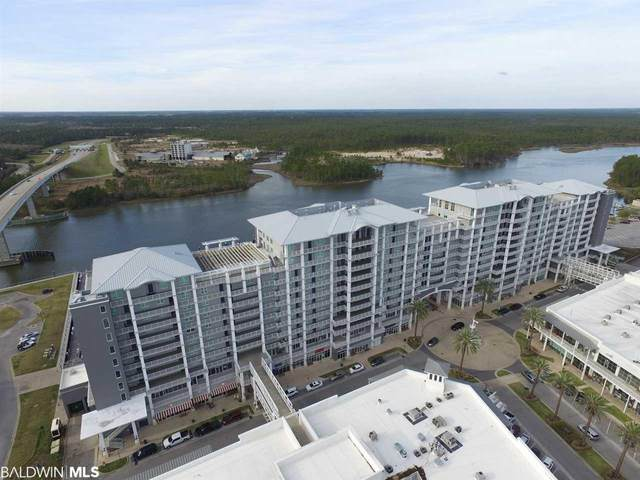 4851 Wharf Pkwy #421, Orange Beach, AL 36561 (MLS #317197) :: Coldwell Banker Coastal Realty