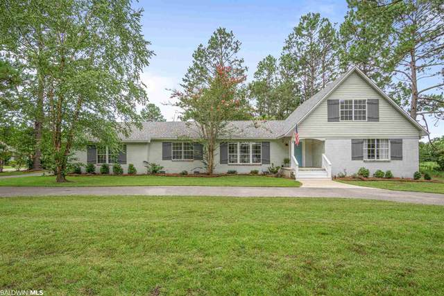 9450 Gayfer Road Ext, Fairhope, AL 36532 (MLS #317209) :: The Kim and Brian Team at RE/MAX Paradise