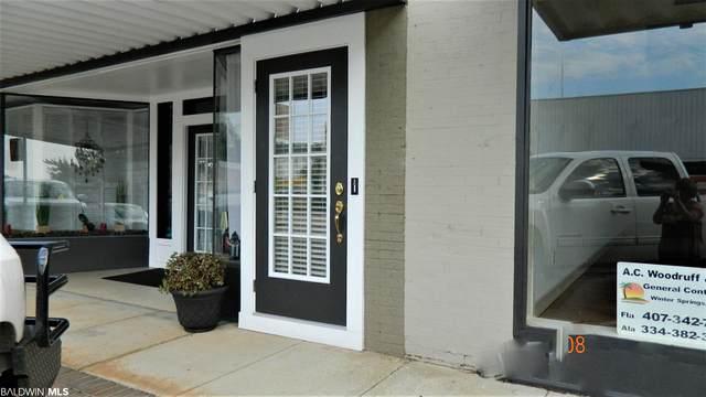 603 E Commerce St, Greenville, AL 36037 (MLS #317210) :: Levin Rinke Realty