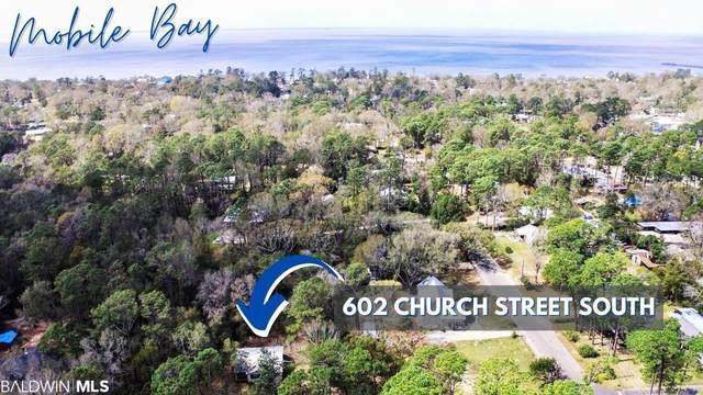 602 S Church Street, Fairhope, AL 36532 (MLS #317217) :: Dodson Real Estate Group