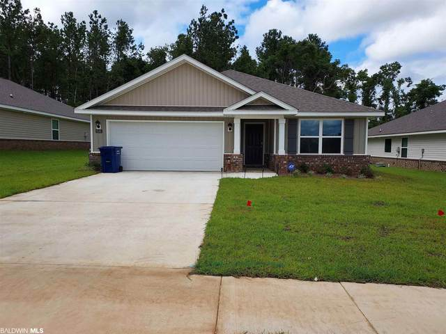 6182 Stream Bank Dr, Theodore, AL 36582 (MLS #317234) :: Dodson Real Estate Group