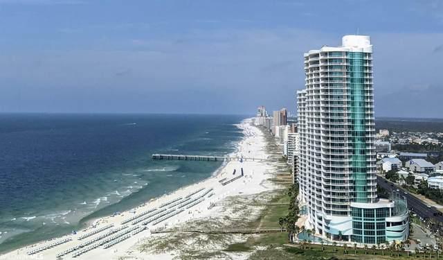 26350 Perdido Beach Blvd C1706, Orange Beach, AL 36561 (MLS #317244) :: Elite Real Estate Solutions