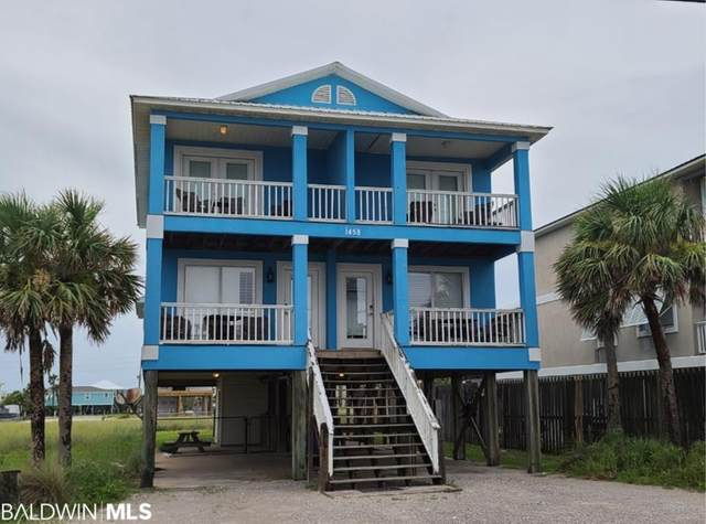 1458 W Beach Blvd, Gulf Shores, AL 36542 (MLS #317266) :: Elite Real Estate Solutions