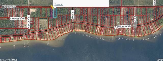 Lot 245 Rester Av, Lillian, AL 36549 (MLS #317286) :: Crye-Leike Gulf Coast Real Estate & Vacation Rentals