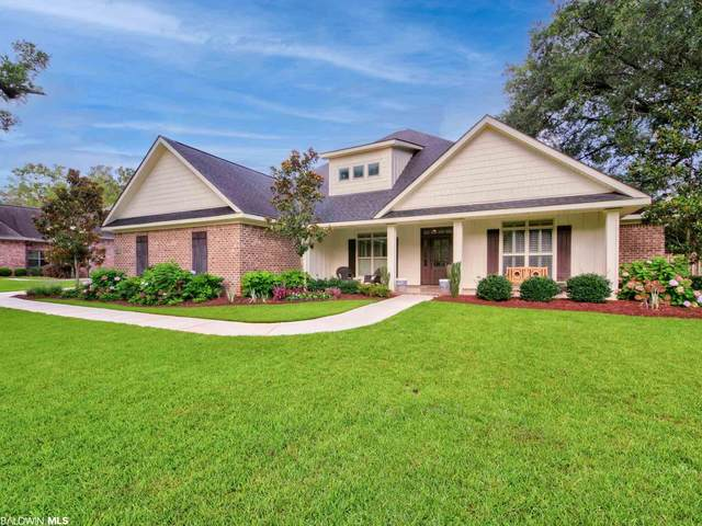 843 Summer Lake Street, Fairhope, AL 36532 (MLS #317290) :: Dodson Real Estate Group