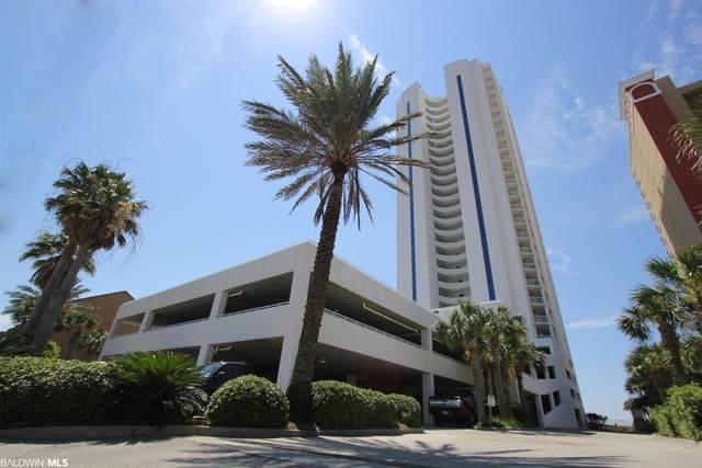521 W Beach Blvd #1201, Gulf Shores, AL 36542 (MLS #317295) :: EXIT Realty Gulf Shores
