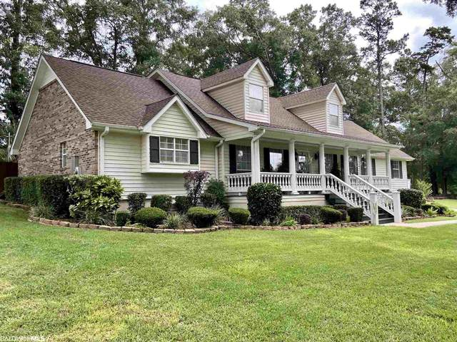 2105 Cherokee Ln, Brewton, AL 36426 (MLS #317309) :: Elite Real Estate Solutions