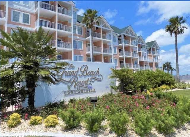 572 E Beach Blvd #418, Gulf Shores, AL 36542 (MLS #317323) :: JWRE Powered by JPAR Coast & County