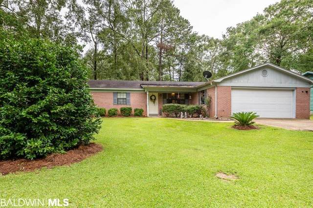 504 Lakeview Drive, Bay Minette, AL 36507 (MLS #317348) :: The Kim and Brian Team at RE/MAX Paradise