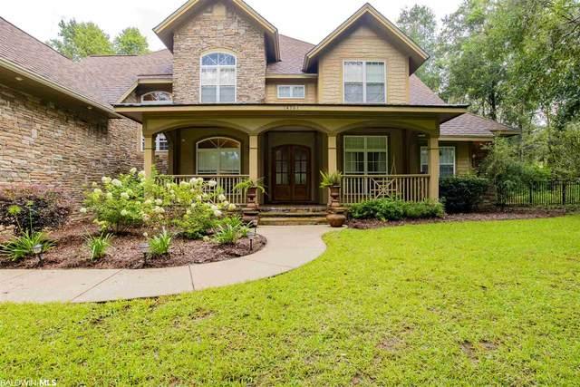 14301 Timber Ridge Dr, Loxley, AL 36551 (MLS #317358) :: Sold Sisters - Alabama Gulf Coast Properties
